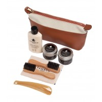 Shoe Care Set Handbag