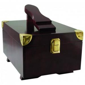 Shoe Care Kit Brass