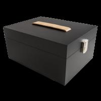 Shoe Box Leather